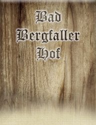 Bad Bergfallerhof